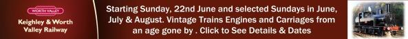 2014 Vintage Trains