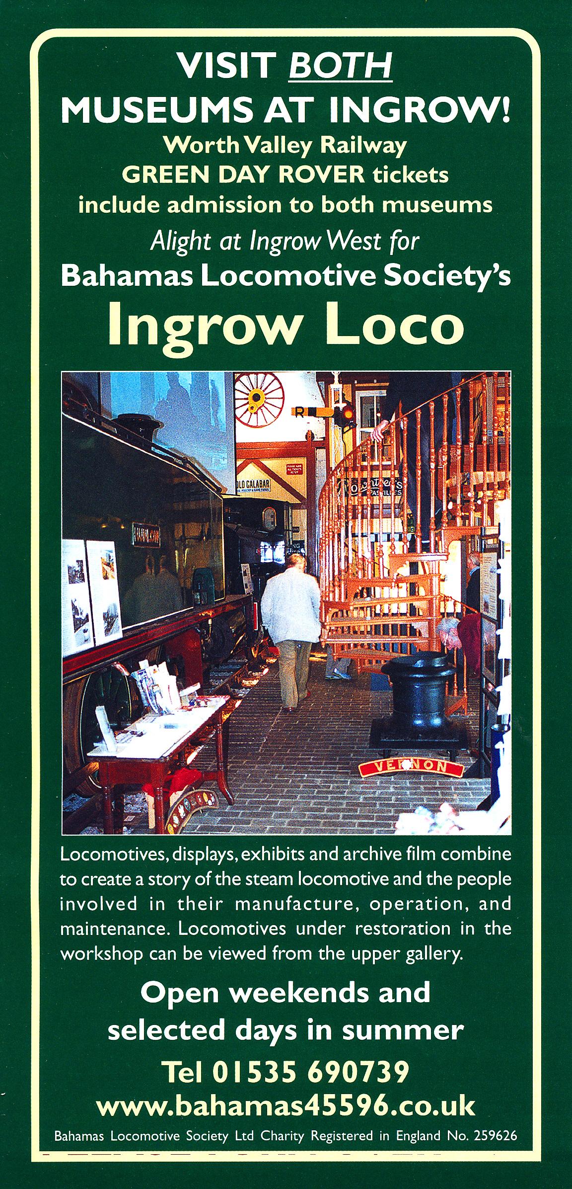 BLS Ingrow Loco