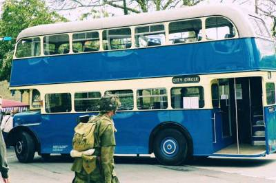 Bradford City Transport. Built 1952, AEC Regent 111
