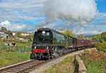 West Country Pacific 34092 'Wells'