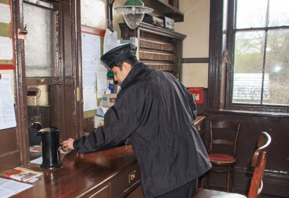 Booking Office