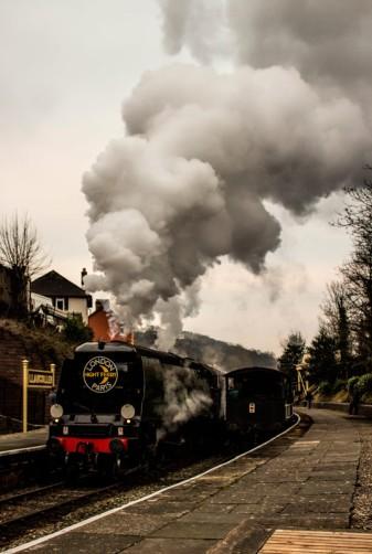 34092 - Llangollen Railway
