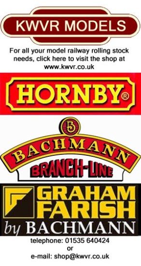 Keighley and Worth Valley Railway for all your Rolling Stock Needs