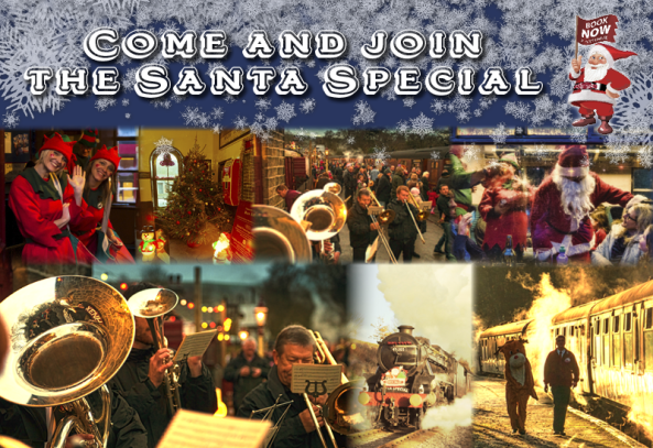 2015 Santa Special web advert